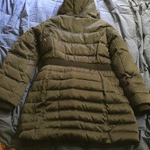 DKNY Jacket W. Fur Hood